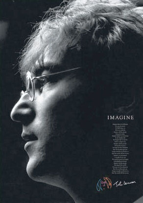 "John Lennon ""Imagine"""