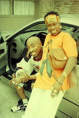 Afeni and 2Pac