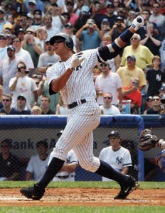 Alex Rodriguez Swing