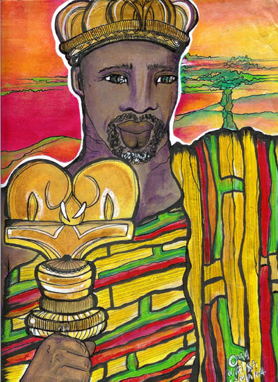 african_king