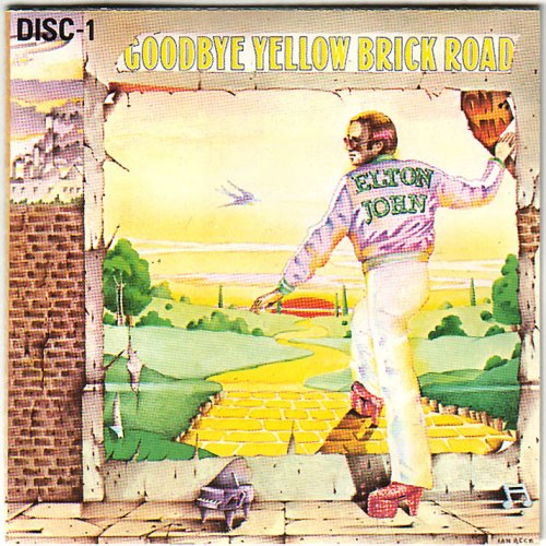 "Elton John's ""Yellow Brick Road"""