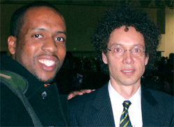 Jose Vilson and Malcolm Gladwell, NCTM