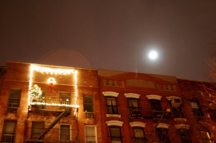 Christmas in the Lower East Side