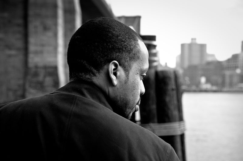 Jose Vilson: Looking Over the Pier