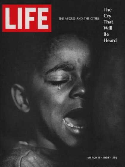Life Magazine: The Negro and the Cities