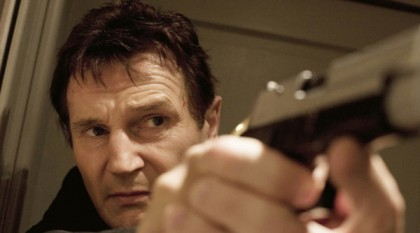 Liam Neeson in <i>Taken</i>