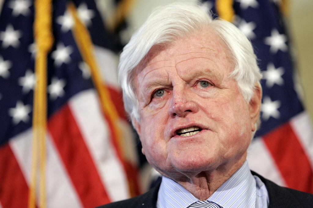 "Sen. Edward ""Ted"" Kennedy"