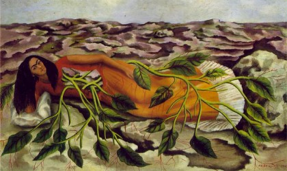 Friday Kahlo, <i>Roots</i>
