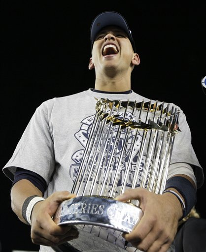 Alex Rodriguez, 2009 Champion