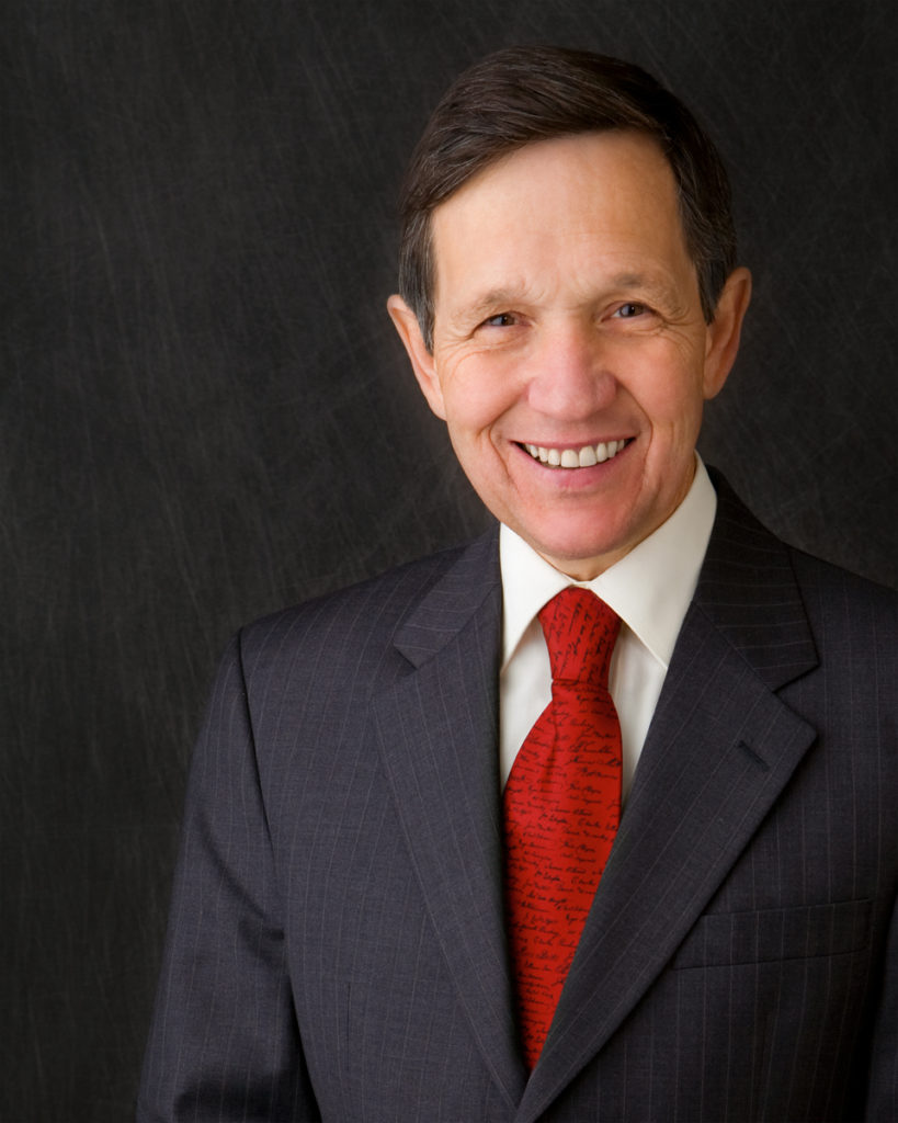 Dennis Kucinich, Man of the Hour