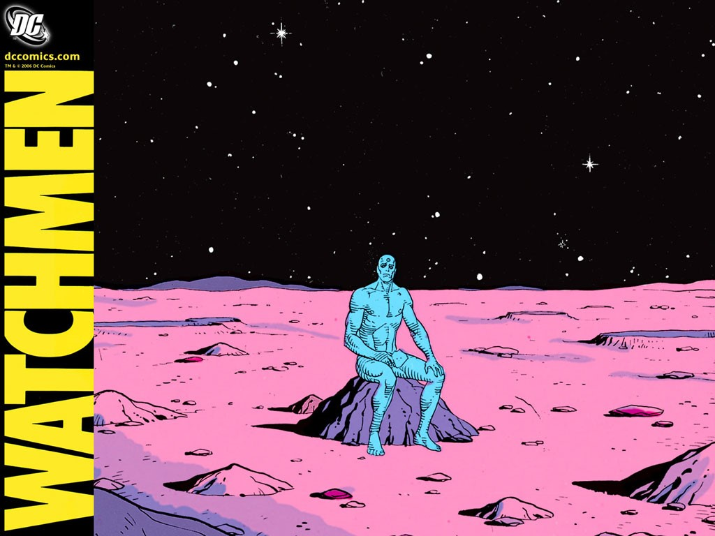 Dr. Manhattan, Watchmen