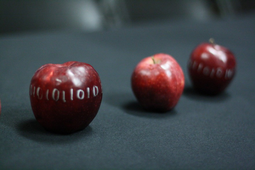 TEDxNYED, Apples