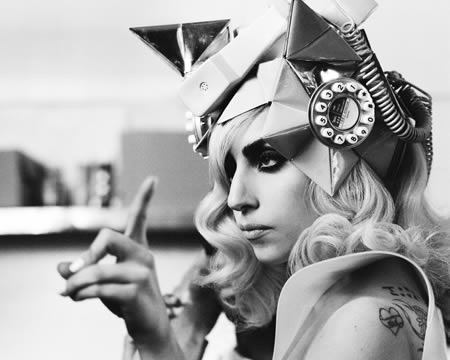 "Lady GaGa, ""Telephone"" Video"