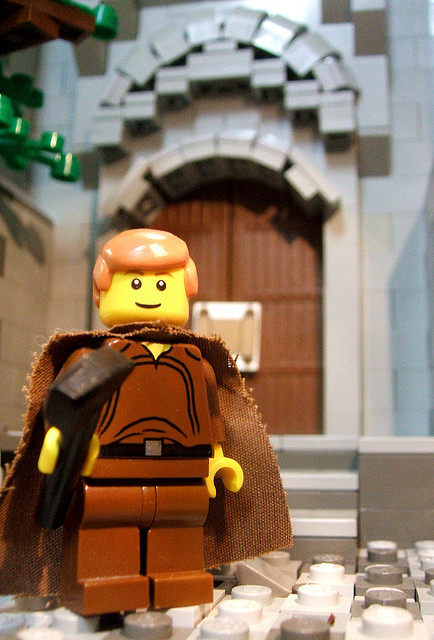 Martin Luther Lego