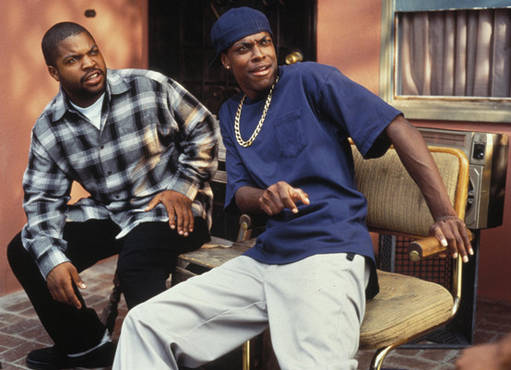 Ice Cube and Chris Tucker, Friday