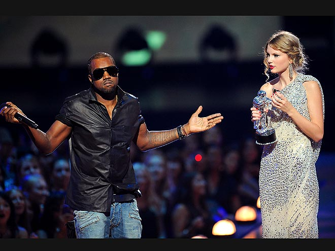 Kanye West Shrug (feat. Taylor Swift), VMAs