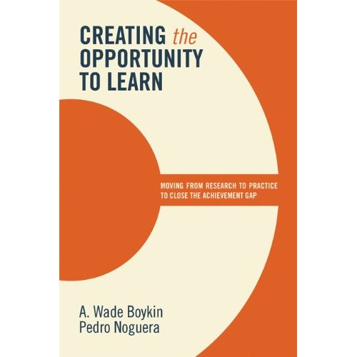 OPPORTUNITY TO LEARN: A LANGUAGE-BASED PERSPECTIVE ON ...
