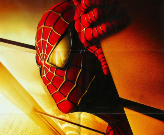 in-2002-promos-for-spiderman-that-had-featured-the-title-character-with-the-twin-towers-reflected-in-his-eyes-were-yanked-off-the-market-theyre-now-collectors-items-going-for-up-to-250-on-ebay