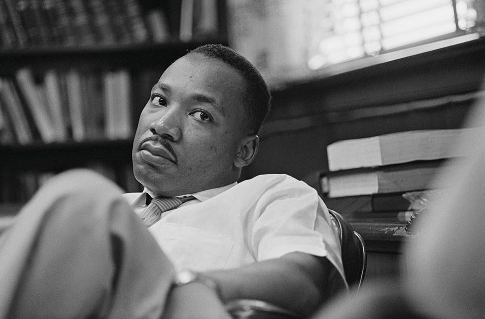Martin Luther King Jr. by Marvin Koner