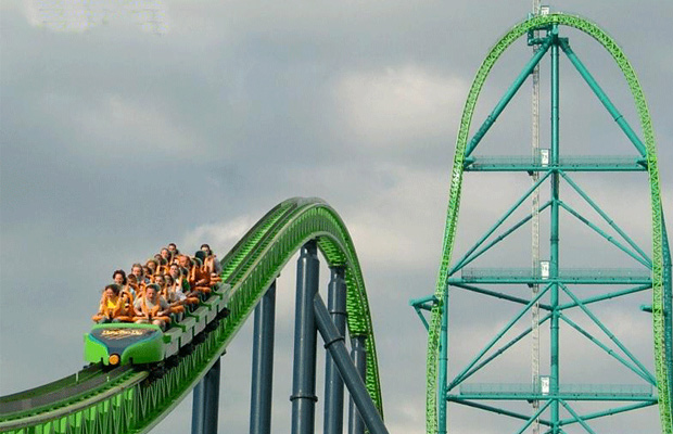 Kingda Ka, Six Flags Great Adventure