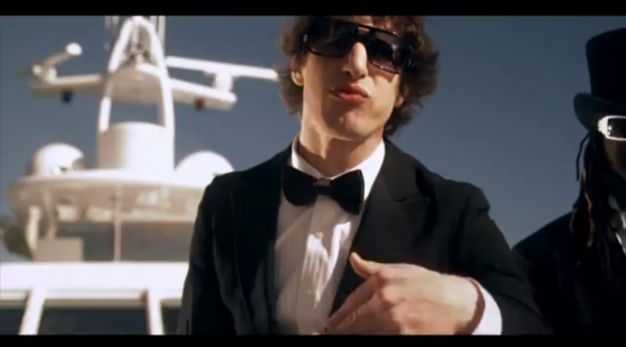 "The Lonely Island featuring T-Pain, ""I'm On A Boat"""
