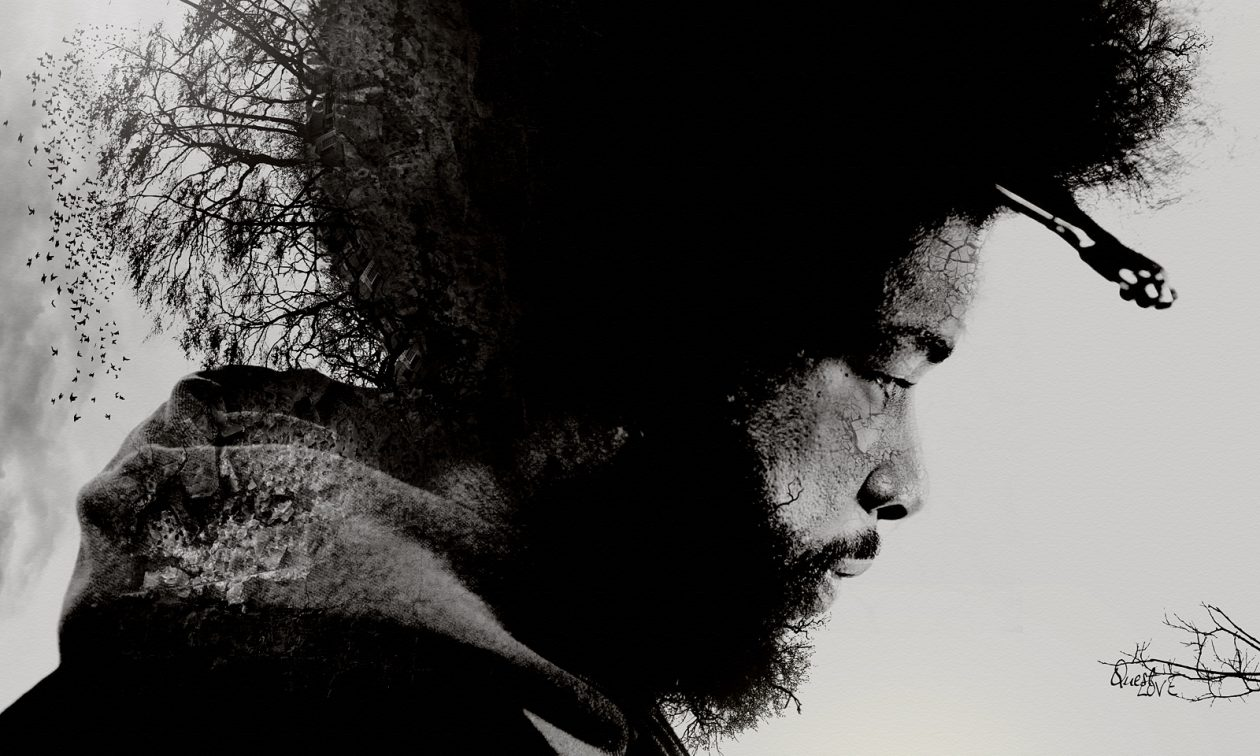 Questlove, of the Roots