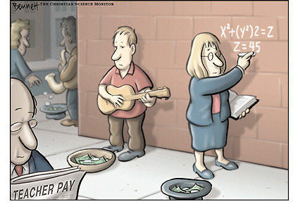 Pay Teachers