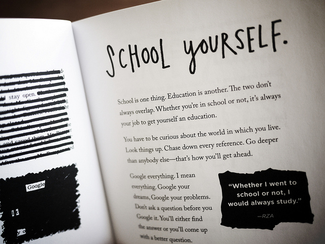 Austin Kleon's Steal Like An Artist