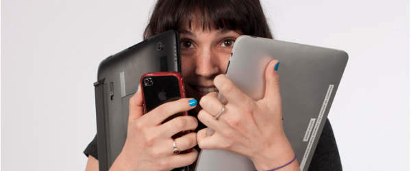 Mary Beth Hertz Clutching Gadgets