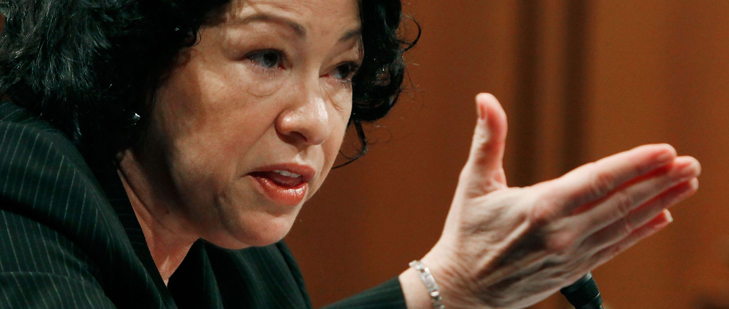 Supreme Court Justice Sonia Sotomayor