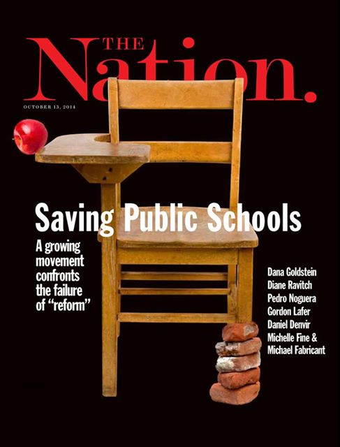 "The Nation, ""Saving Public Schools"""