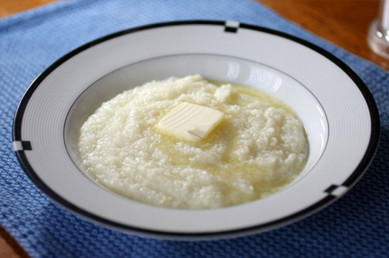 grits-with-butter