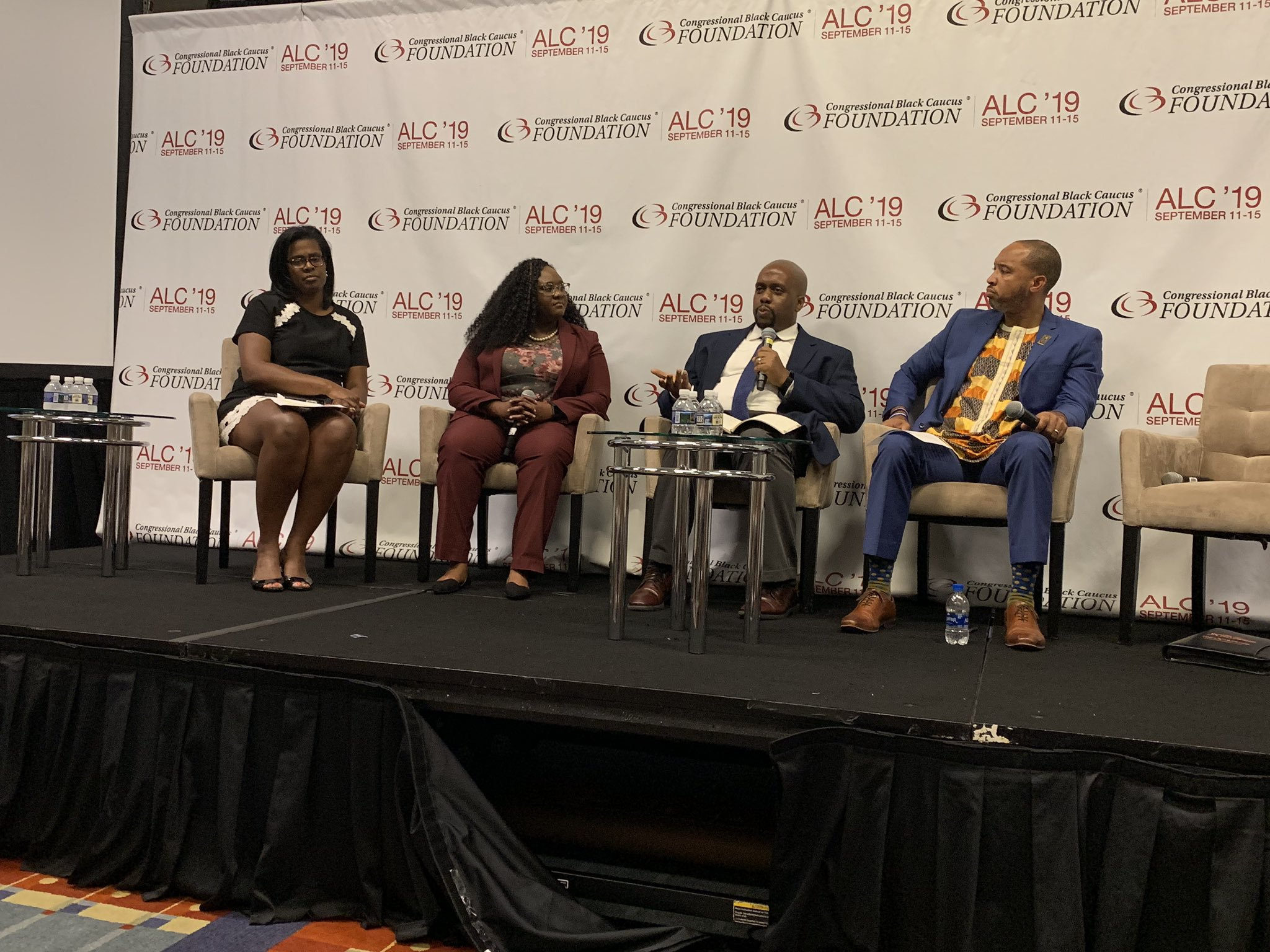 Black Teachers as Reparations: My Remarks at the Congressional Black Caucus